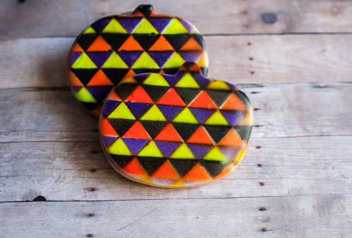 Triangle Pumpkins