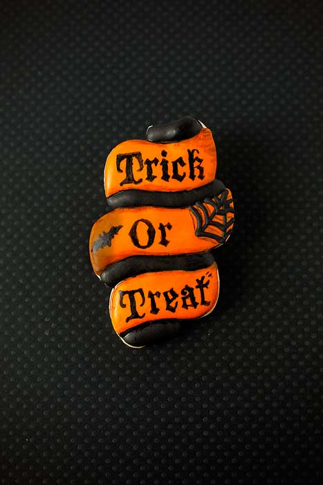 Trick or Treat Cookie