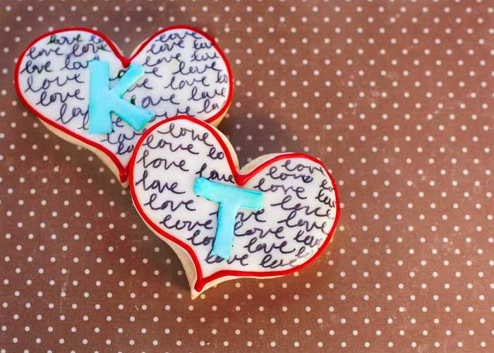 © Love Heart Cookies
