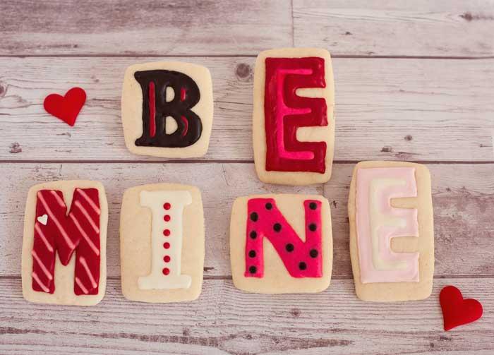 © Be Mine Cookies