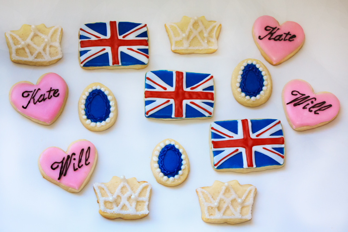 © Royal Wedding Cookies