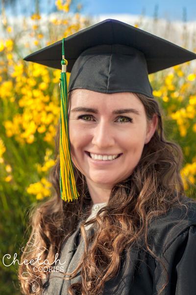© Tina Tschida Graduation Photo