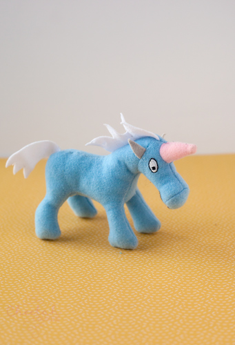 © Ikea Unicorn Toy