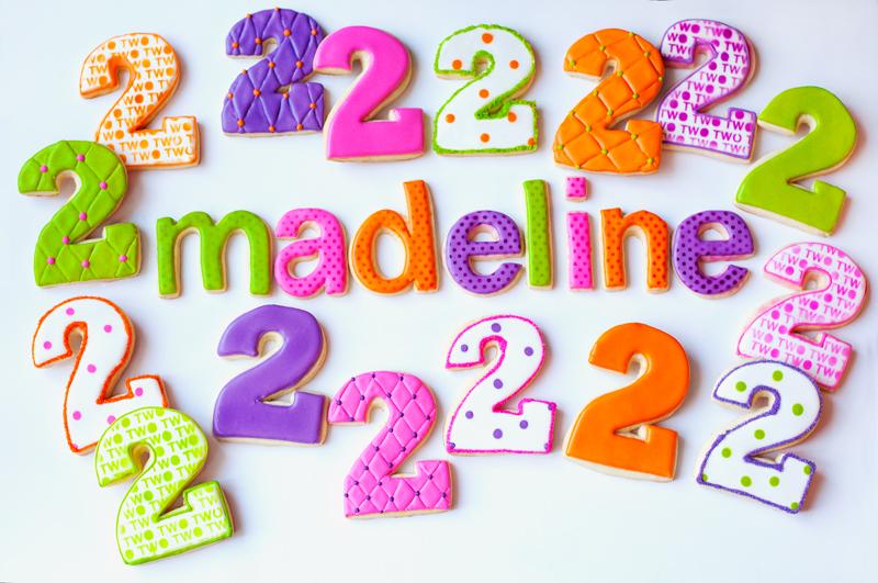 © Second Birthday Cookies