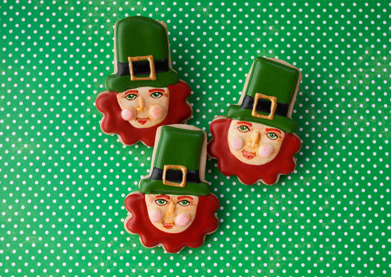 © Leprechan Cookies