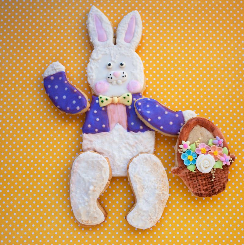 © Mr. Bunny Rabbit Cookies