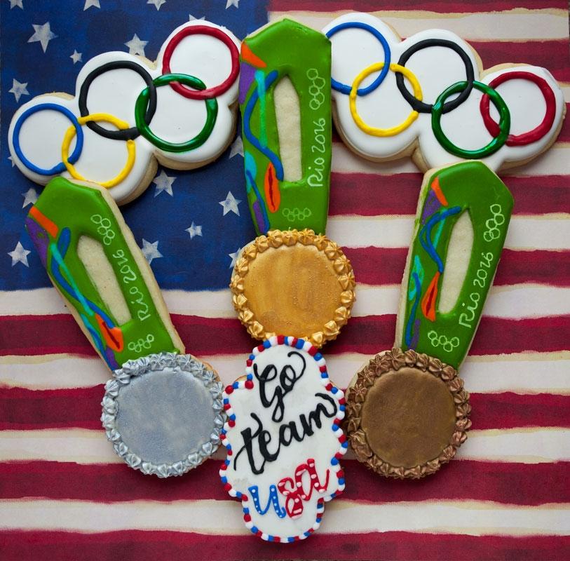 © Olympic Cookies