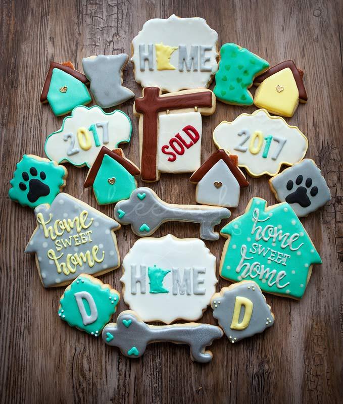 ©Housewarming Cookies