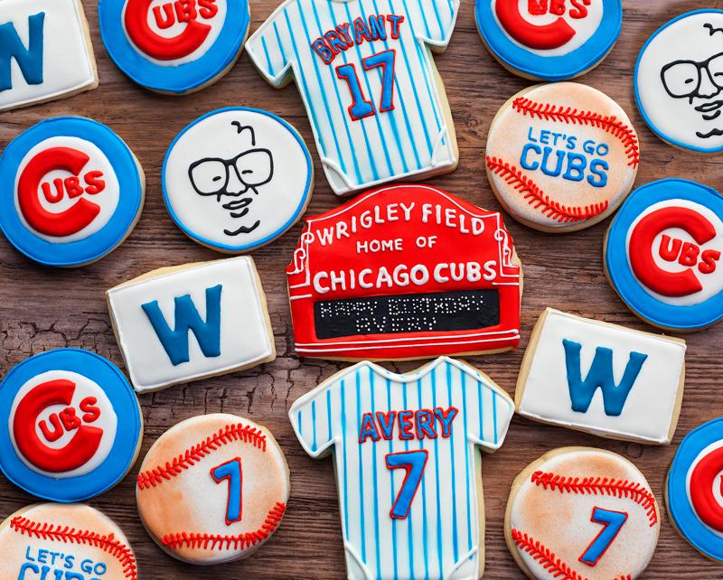 © Cubs Cookies