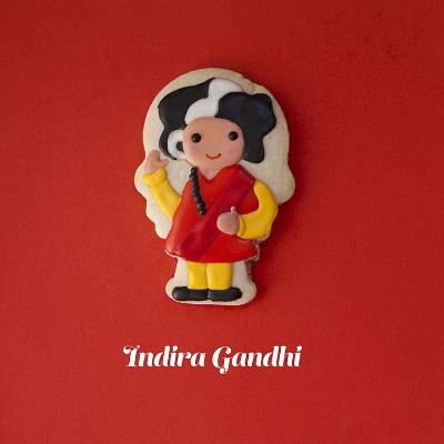 © Indira Gandhi