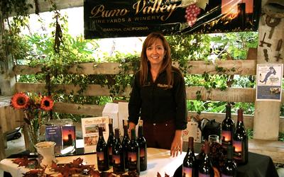 Jennifer Jenkin Pamo Valley Winery