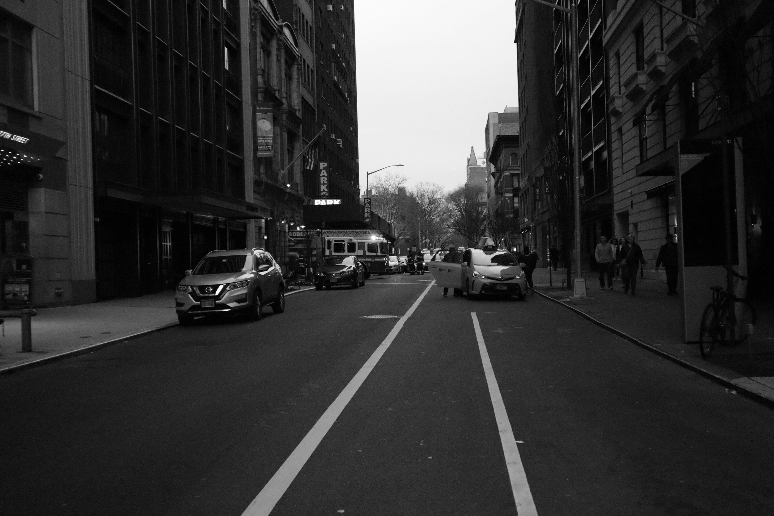 West 77th Street in New York