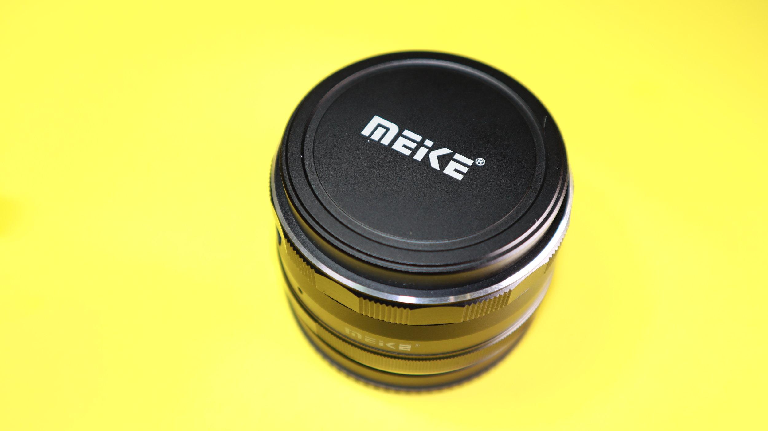 Meike MK 25mm F1.8