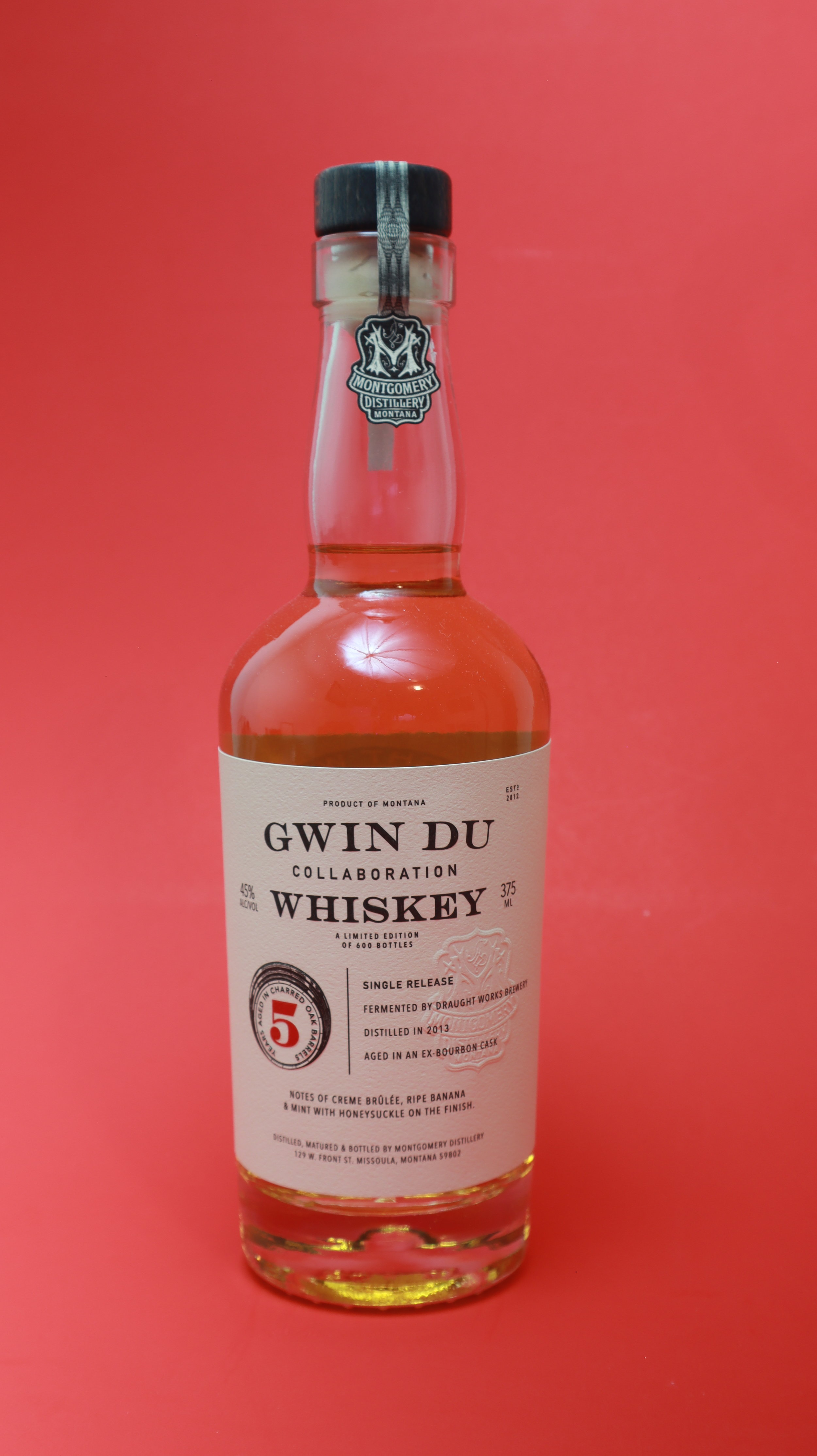 Gwin Du Whiskey