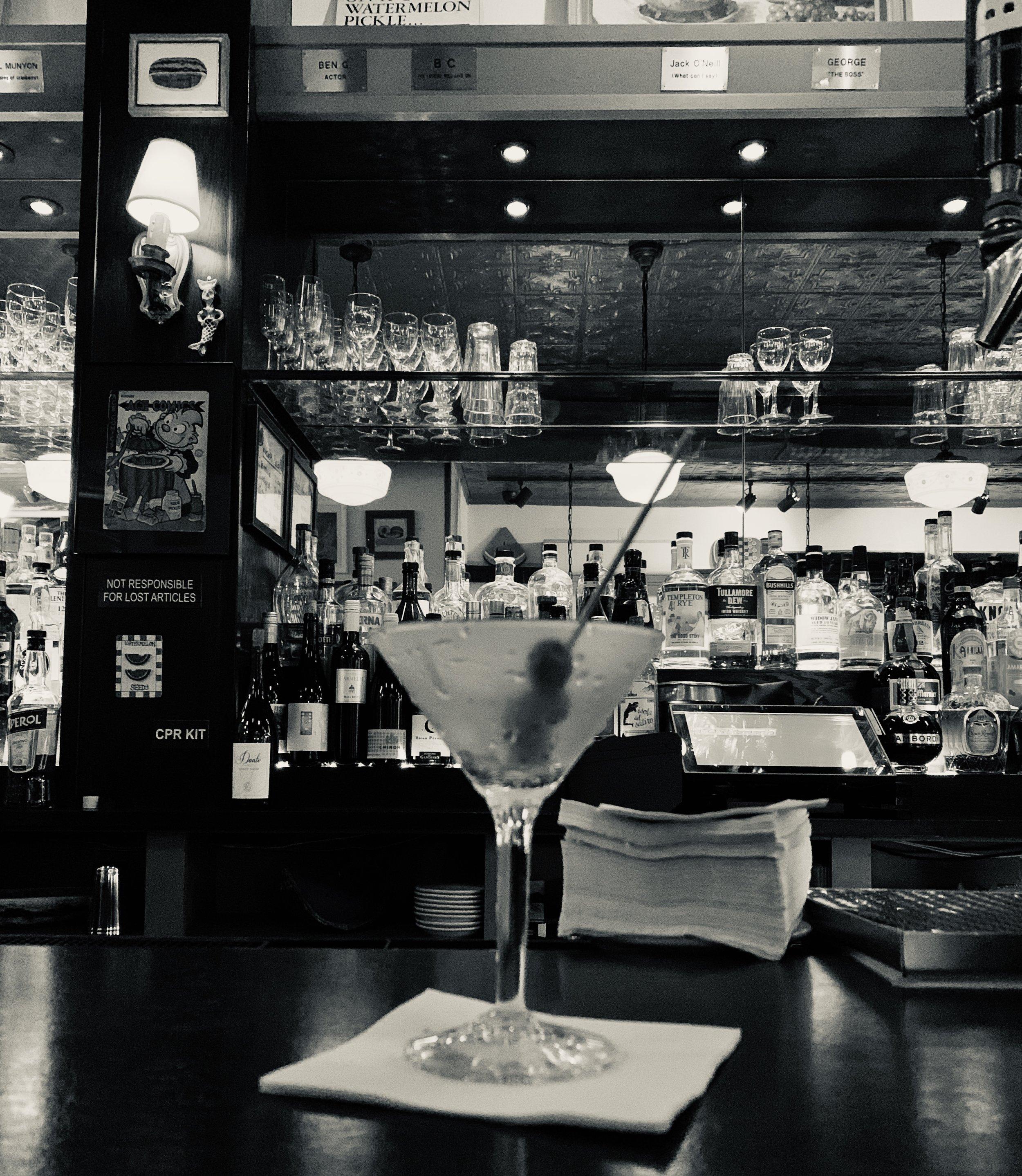 Martini in New York