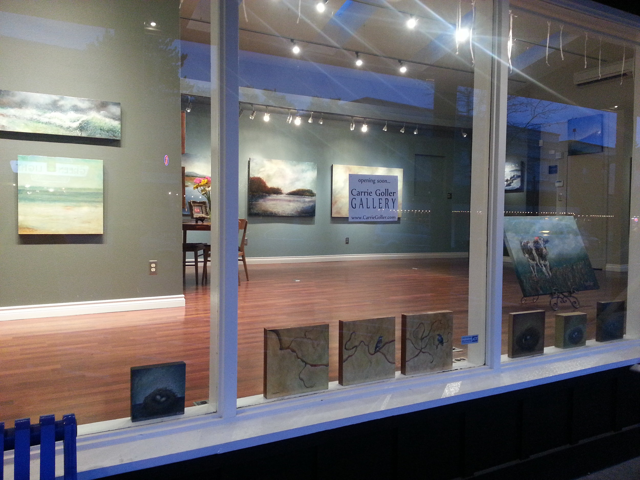 Carrie Goller Gallery, Poulsbo