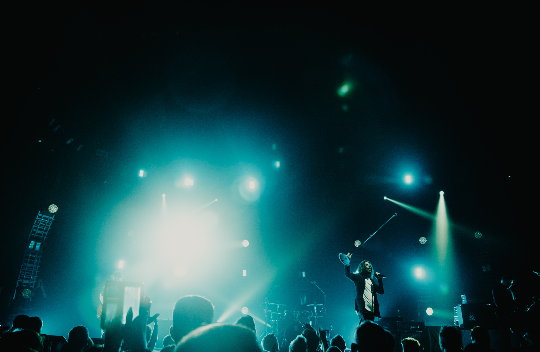 Soundgarden - Shot for Restless Digital