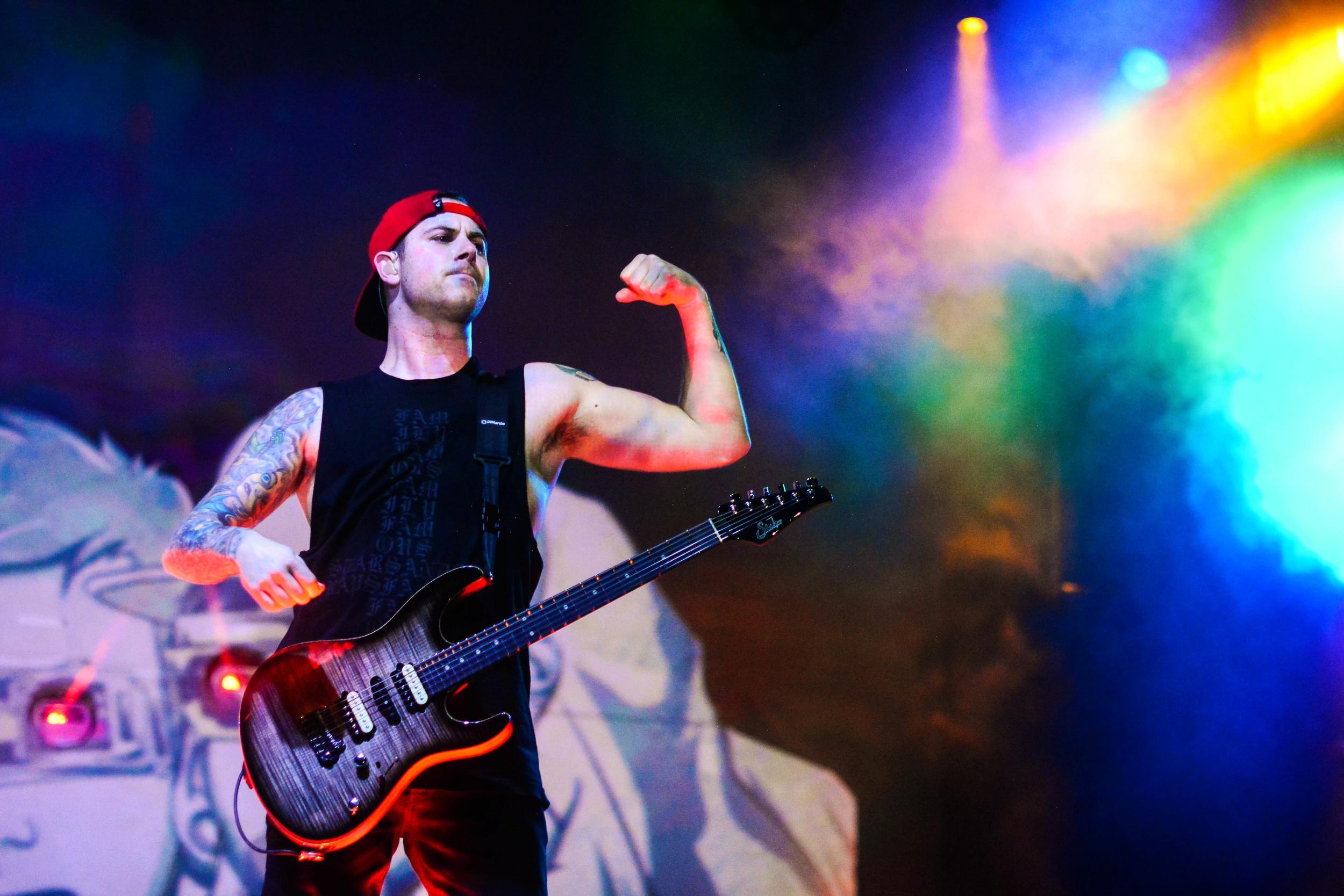 Blink 182 / ADTR - Shot for Prelude Press