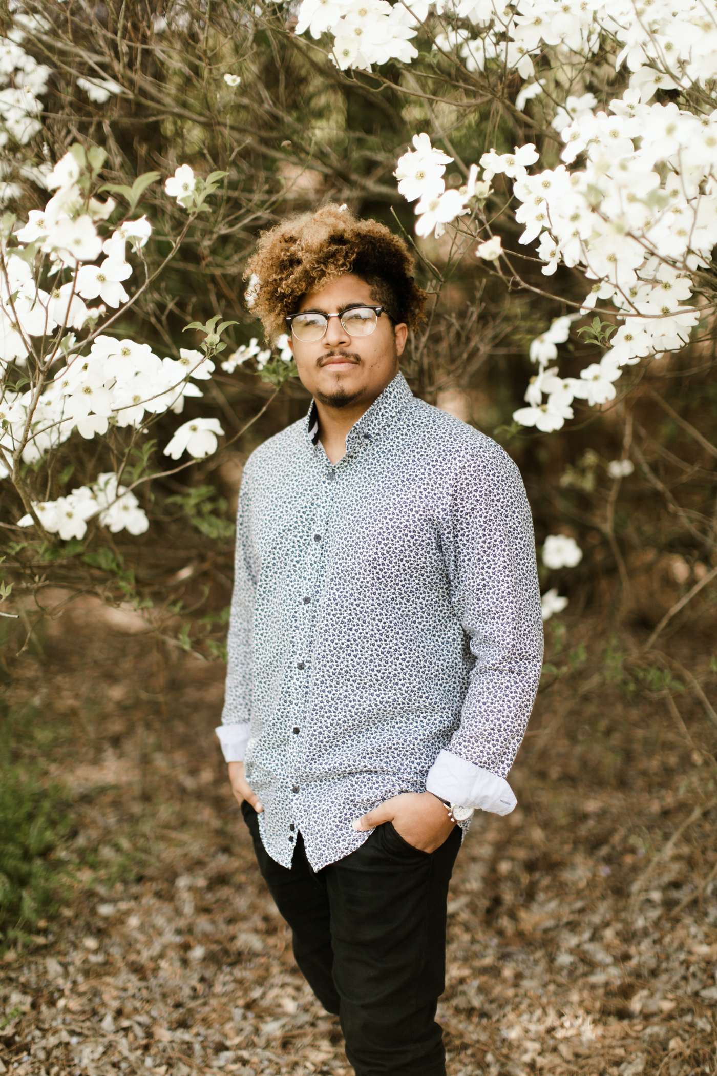 Atlanta Spring Portrait Photographer