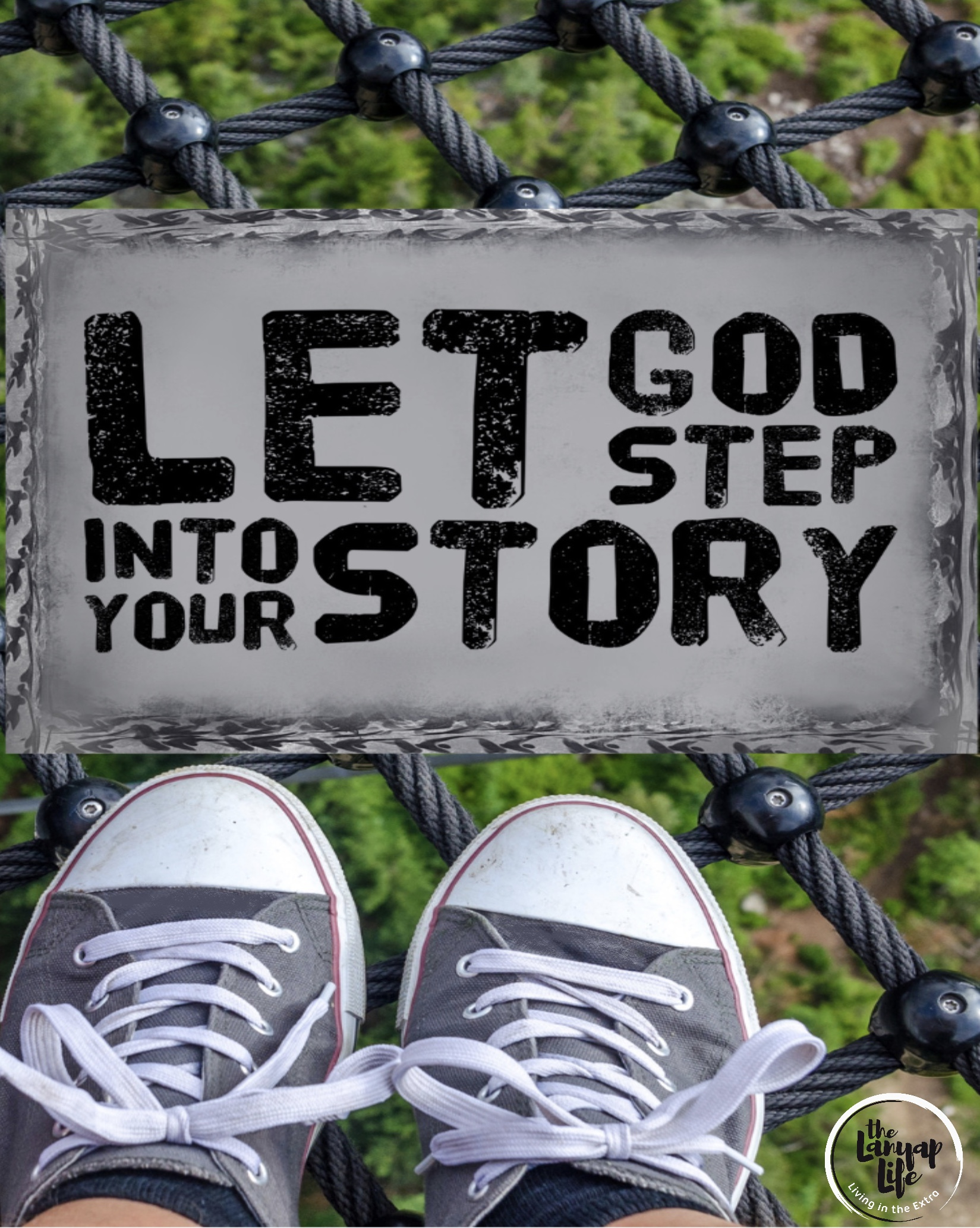 Let God Step into Your Story