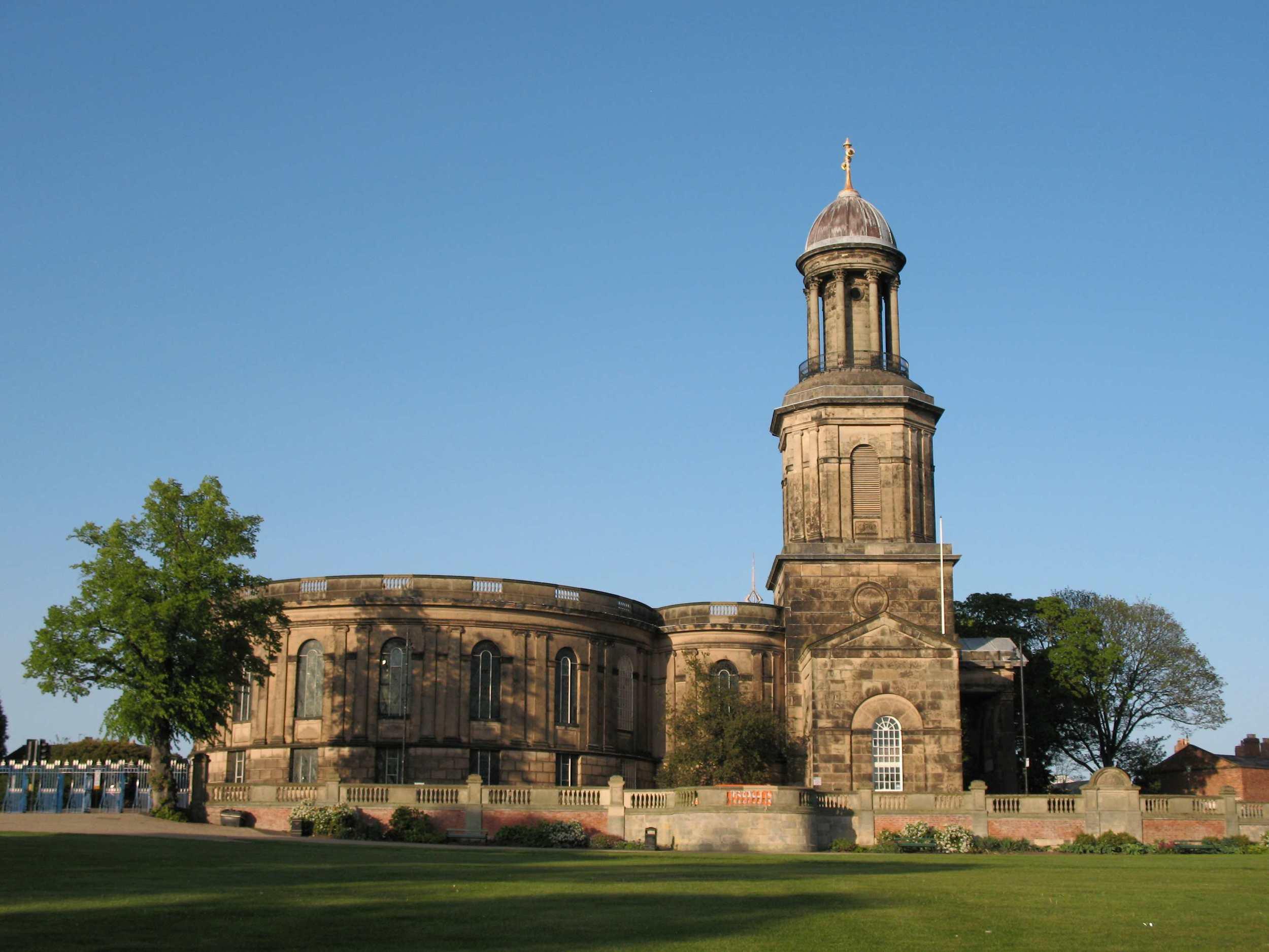 St Chad's Church