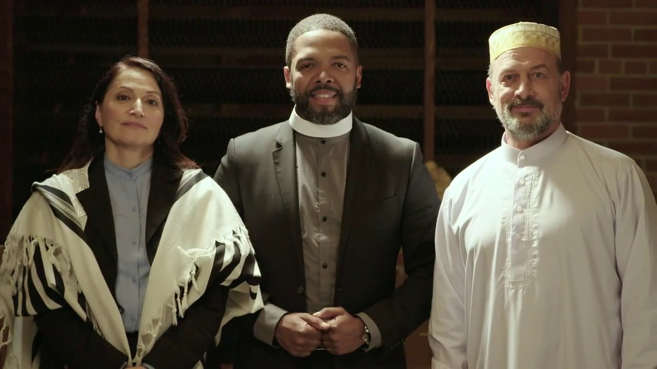 Photo from UCC, Trading Places    video    on interfaith unity.