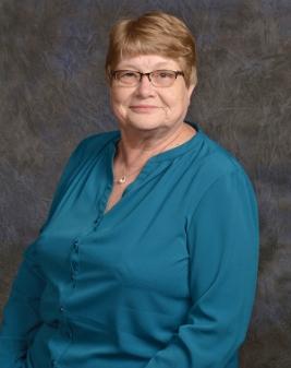 Janet Davis, Administrative Assistant