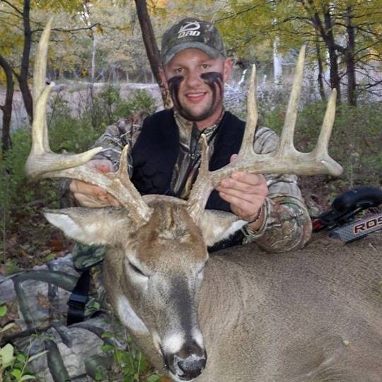 Adam Nicholas has been on the Final Descent Outdoors staff for four years and is based Choctaw, Oklahoma. Adam had his best year in the woods in 2013 as he was able to harvest three great bucks from Oklahoma, Kansas, and Ohio. Adam is active in his local church and works for the United States Air Force. Adam filmed with Buckventures of the Sportsman Channel before joining the Final Descent crew.