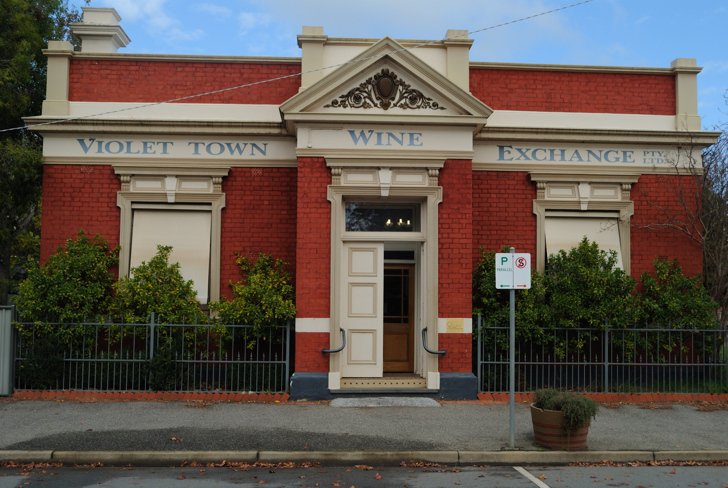 Head Office in Violet Town, Victoria