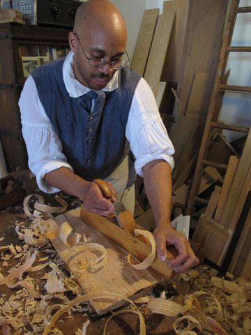 Jerome Bias 18/19th century period specific woodworker