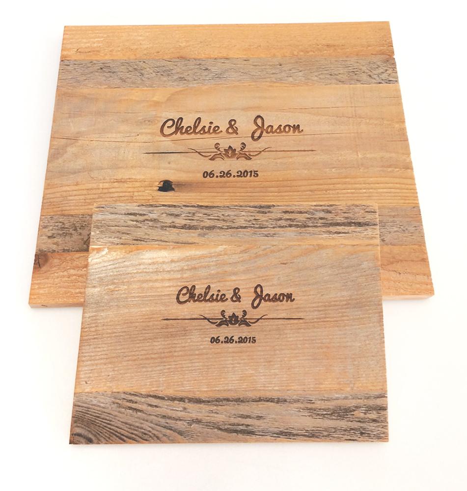 Wedding / Wood engraving