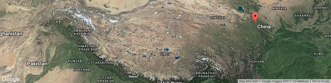 TibetMap