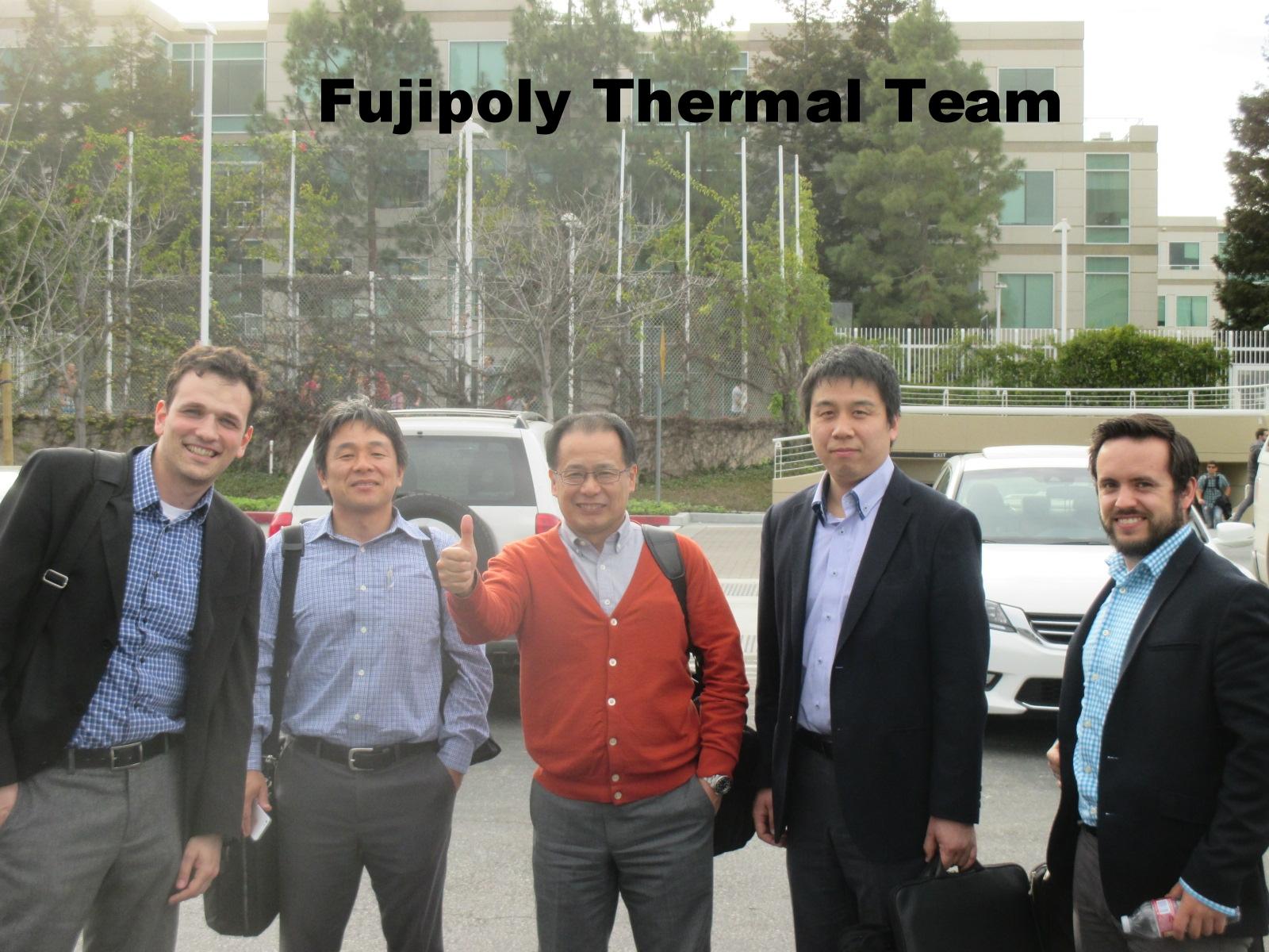 Fujipoly Thermal Engineering Team