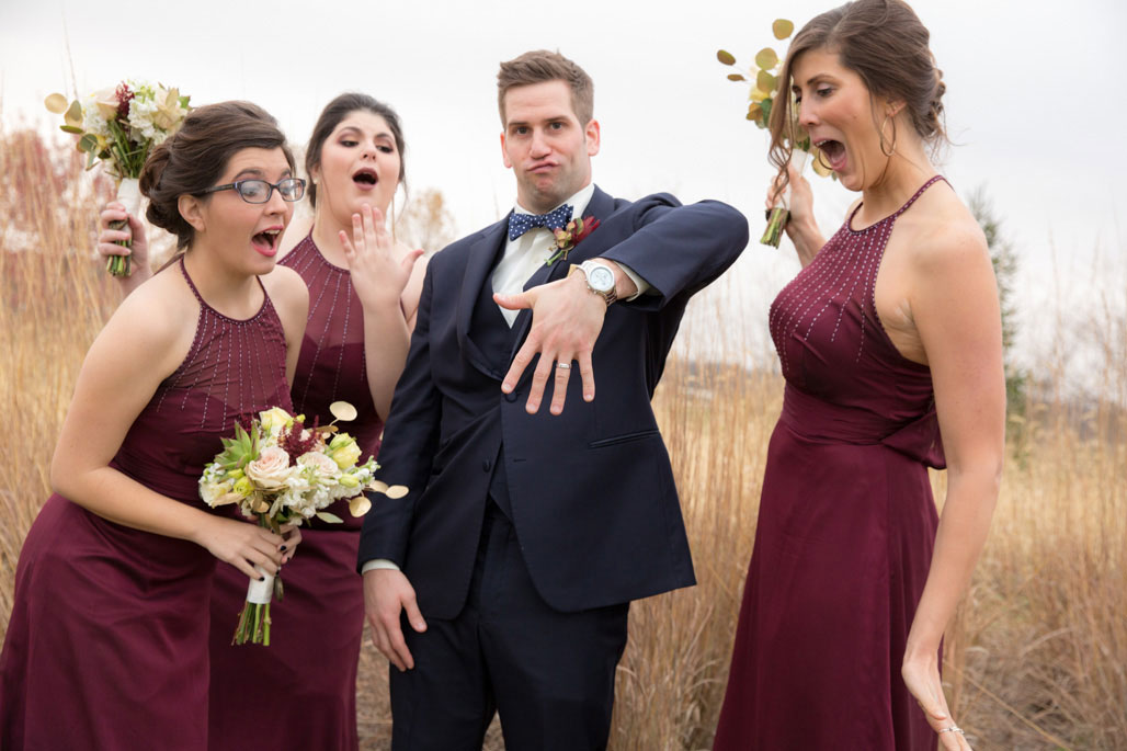 Groom Ring Photo Des Moines