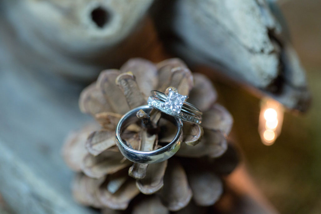 Ring Details Photography