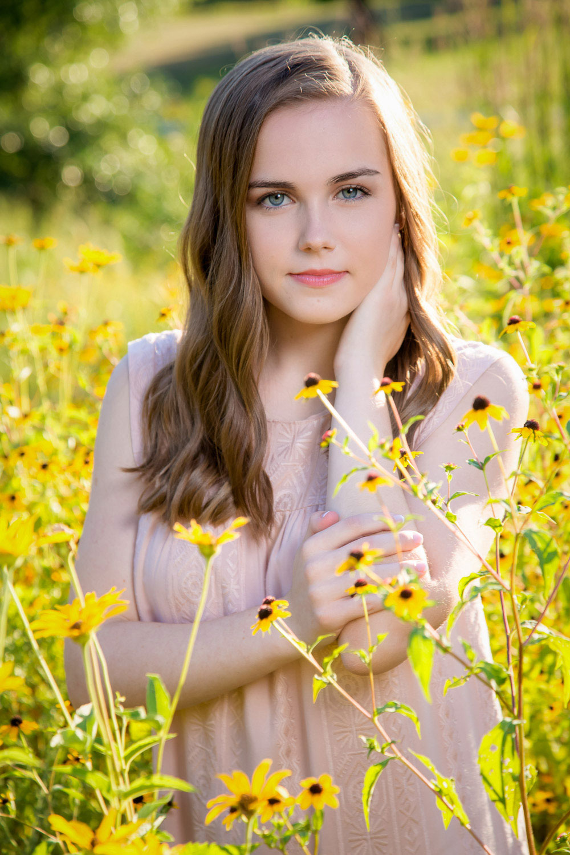 SE Polk Senior Photographer
