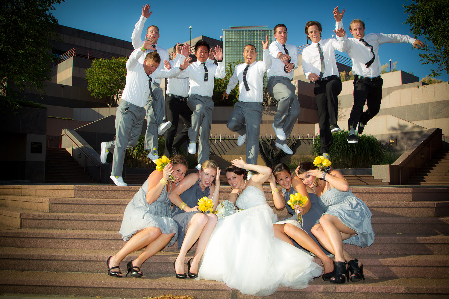 Ashley & Julian's Wedding 7.6.12