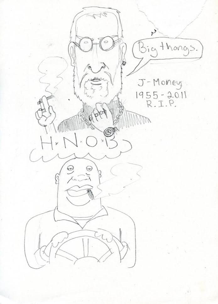high niggas on board - by Sebastian 2012