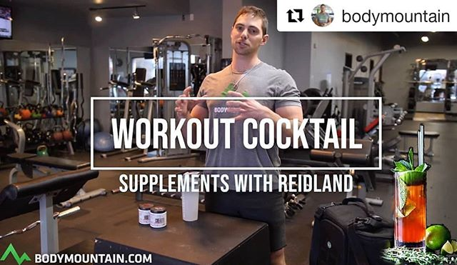 #Repost @bodymountain  New video on my favorite 3 supplements to drink DURING your workout! Check out the Body Mountain #youtube channel! _____________ #BodyMountain #fitness #fitnessgoals #fitstagram #fitfam #fitspo #motivation #workout #workoutvideo #legday #gym #abs #video #bodybuilding #aesthetics #gains #strength #nutrition #healthy #personaltraining  #coreworkout #instafit #supplements #nutrition #bodyweighttraining #hiit #Dallas #personaltrainer