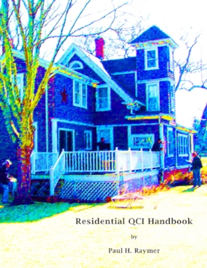 The Home Energy Professional certifications are tough! If you are taking a course or studying to challenge the exams and get certified as a leader, why not get some extra support from QCI Master Trainer - Paul H. Raymer? The book covers all the domains and tasks in the JTA and offer packages of tutorials from the leaders across the country.