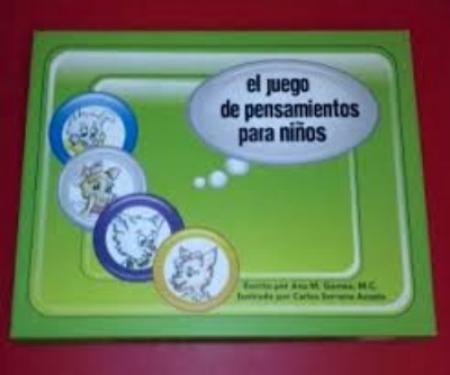 El Juego de Pensamiento para niños creado por la psicóloga  Ana Gómez.