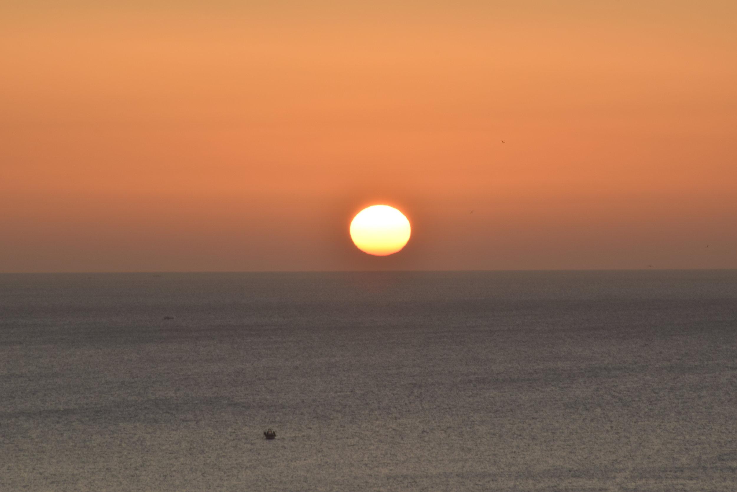Psicología y autocuidado: contempla el amanecer