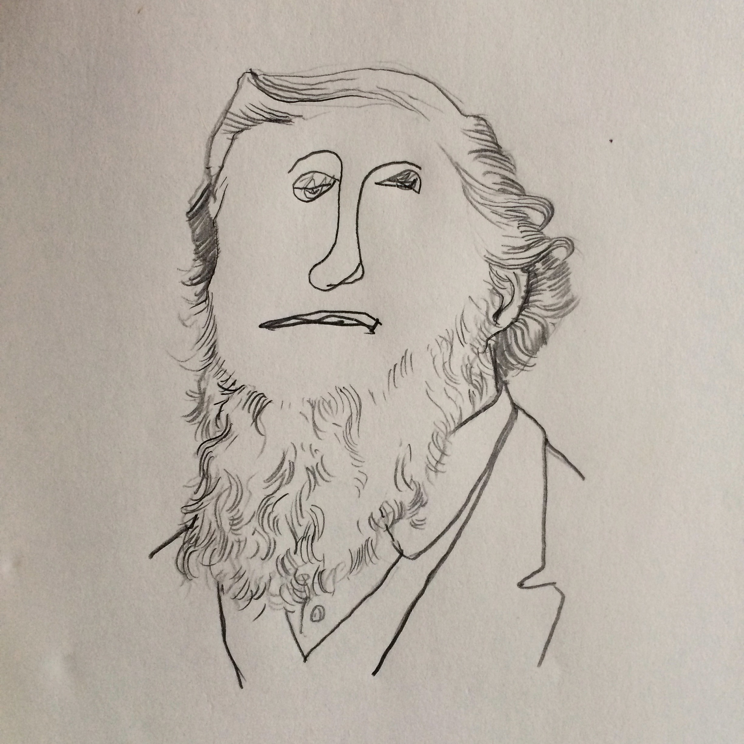 Brigham Young (who can pass up that beard?)