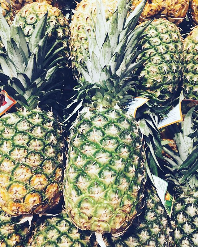 🍍 Why is one of the spikiest fruits a symbol of hospitality and friendship? #deepthoughtswhilegroceryshopping