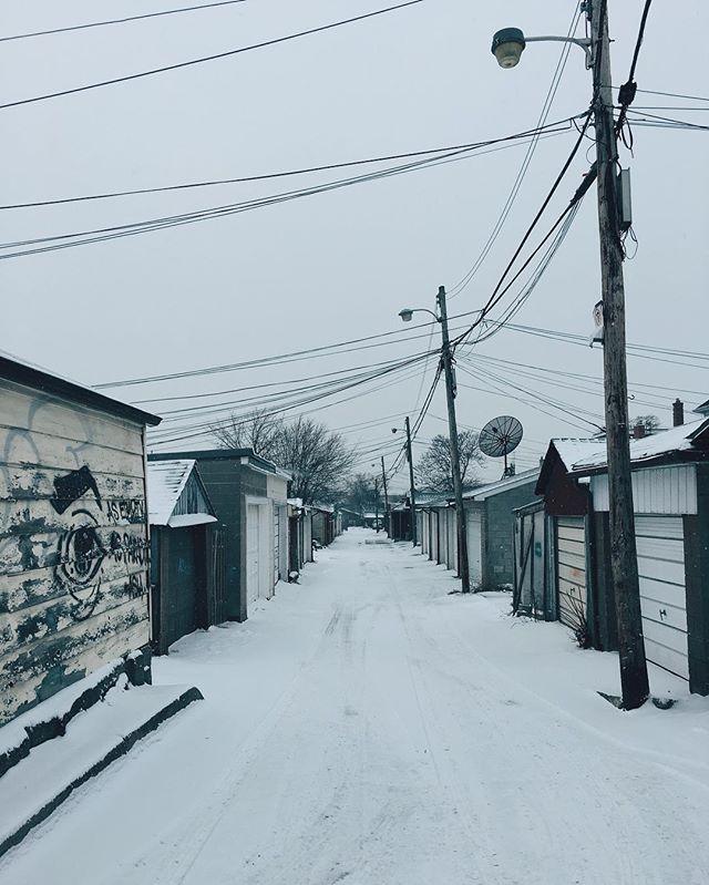 Winter is still here.
