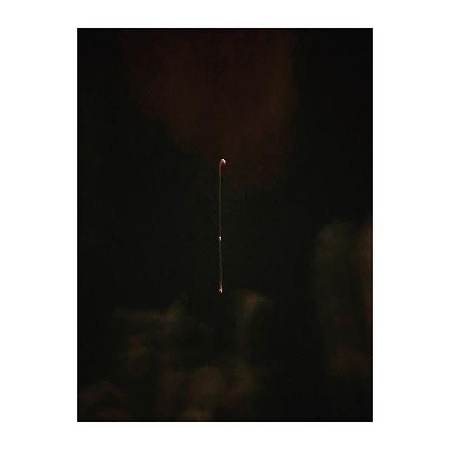 Falling moon. #lunareclipse2019