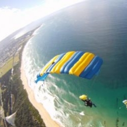 Skydive the Beach Sydney                                 North Wollongong