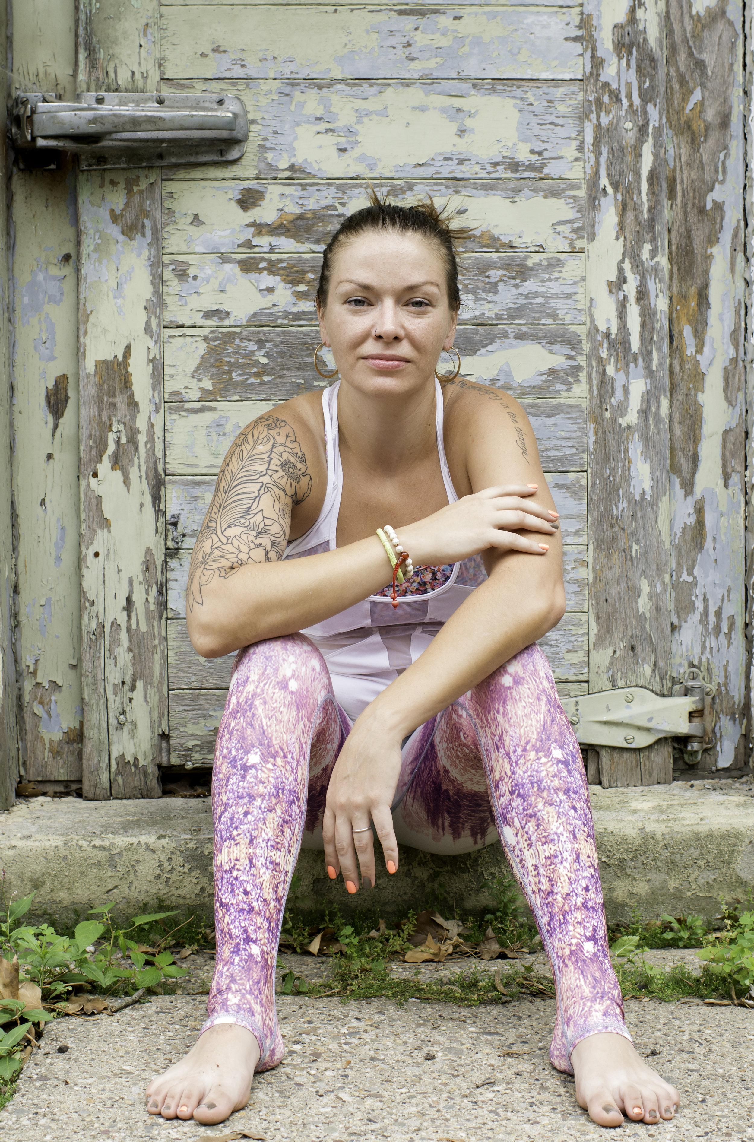 12:00pm - 1:00pm - Budokon with Sarah Kasserman, SHINE Power Yoga