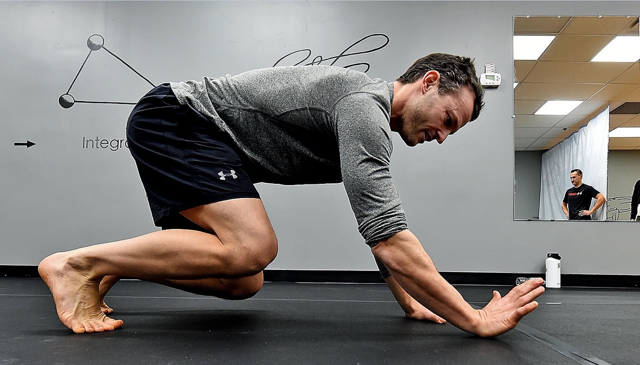 4:00pm to 5:00pm - Primal Vinyasa Fusion with Dave DiSanto, The Yoga & Movement Training Center