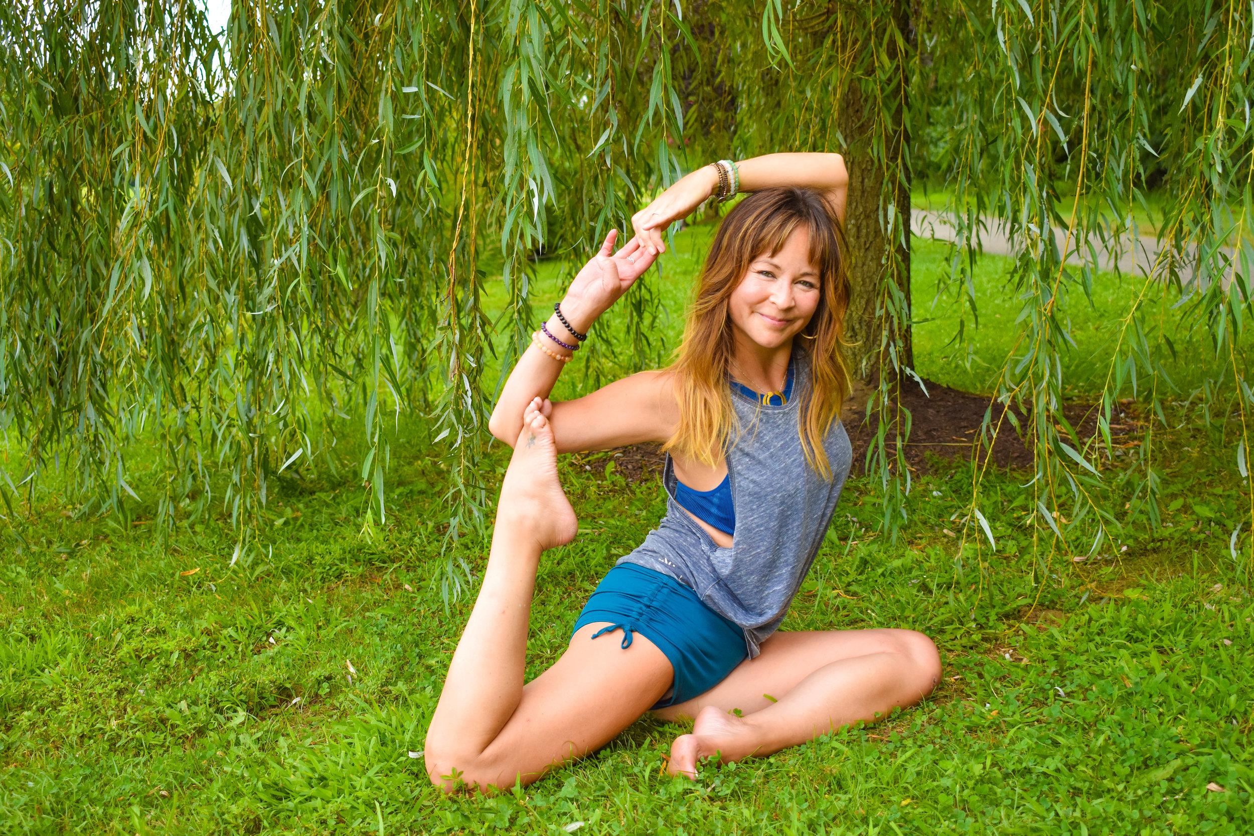 5:20pm to 6:20pm - Strala Yoga (Slow Flow) with Zoe Archer, Yoga House + Wellness Center